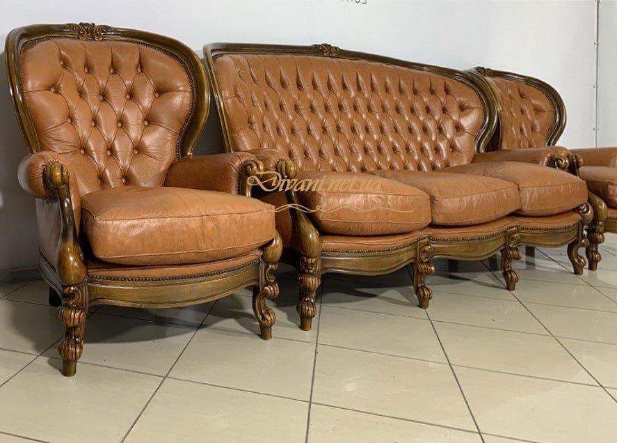 классичческие диваны