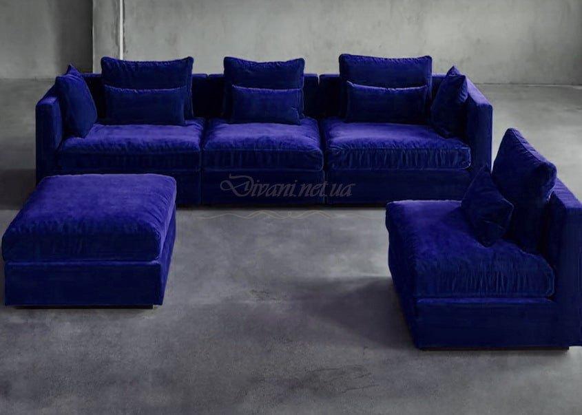 как выбрать модульный диван