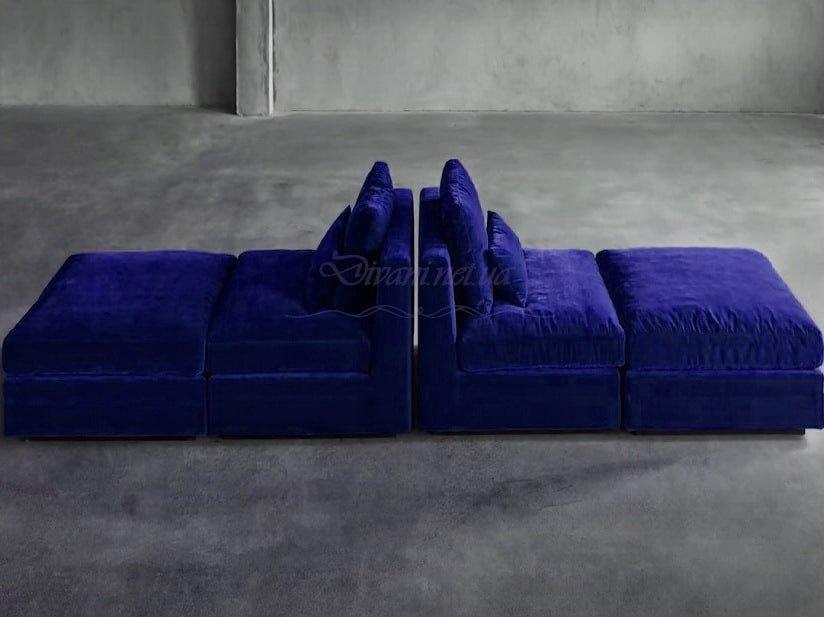 Чем хороша модульная мягкая мебель