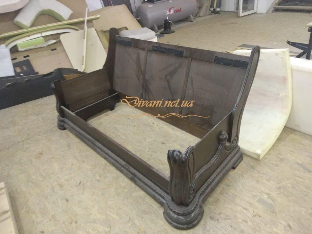 каркас классического дивана в кухню