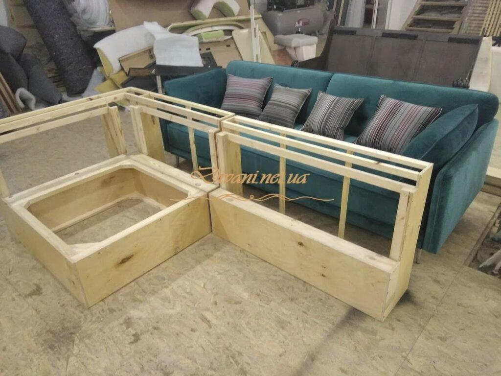 Мягкая мебель на заказ в Ирпене