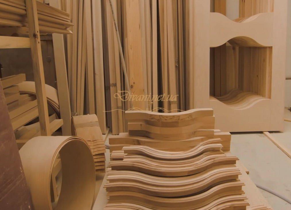 заготовки для деревяннной мебели