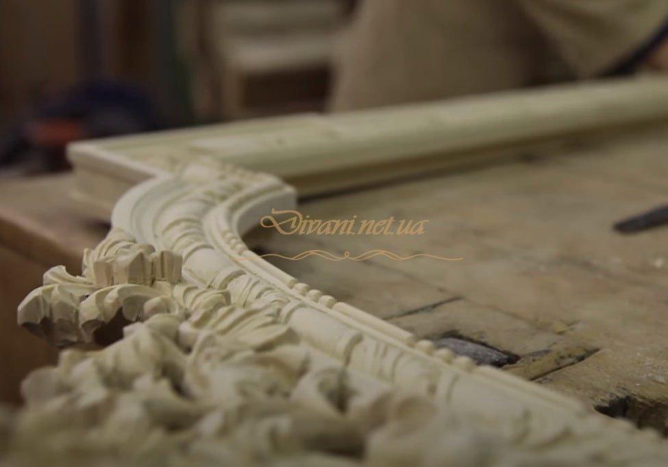 мебель с декором из дерева на заказ