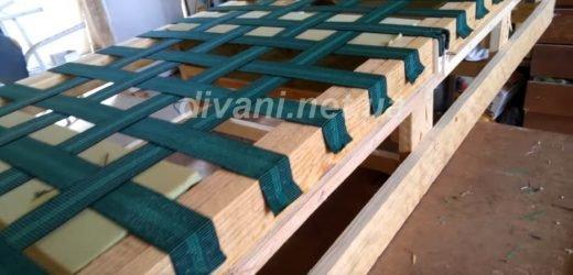 каркас мягкой мебели на заказ